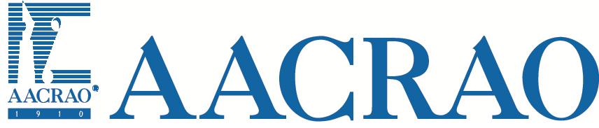 AACRAO Logo